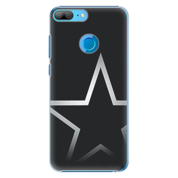 Plastové pouzdro iSaprio - Star - Huawei Honor 9 Lite