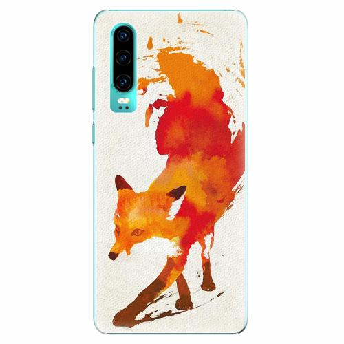 Plastový kryt iSaprio - Fast Fox - Huawei P30