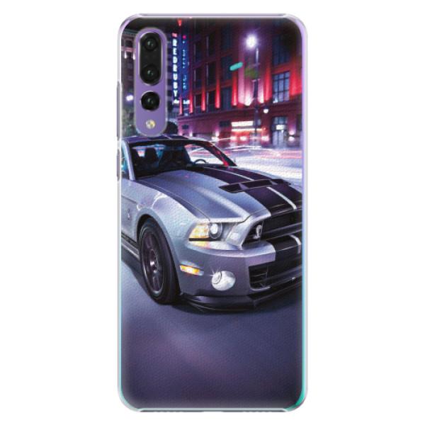 Plastové pouzdro iSaprio - Mustang - Huawei P20 Pro