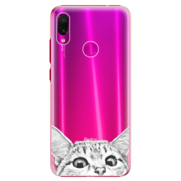 Plastové pouzdro iSaprio - Cat 02 - Xiaomi Redmi Note 7