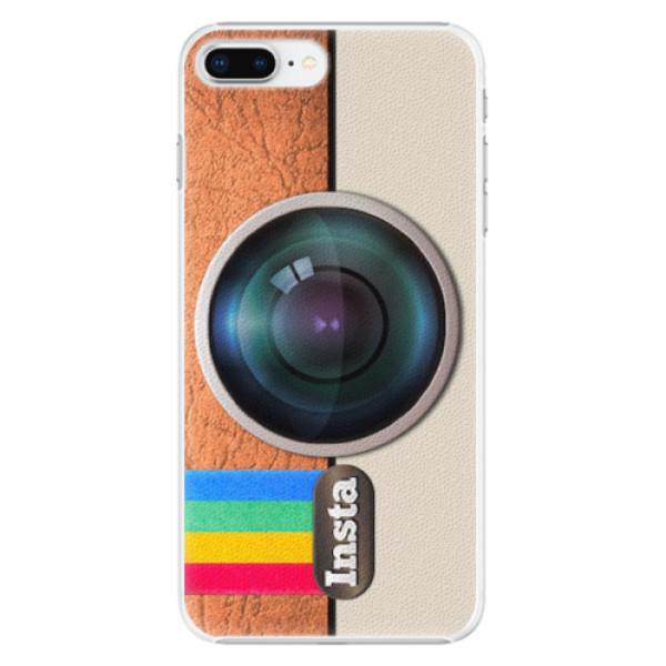 Plastové pouzdro iSaprio - Insta - iPhone 8 Plus
