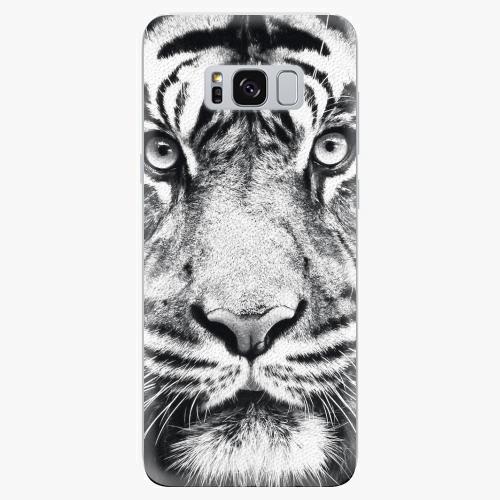 Silikonové pouzdro iSaprio - Tiger Face - Samsung Galaxy S8