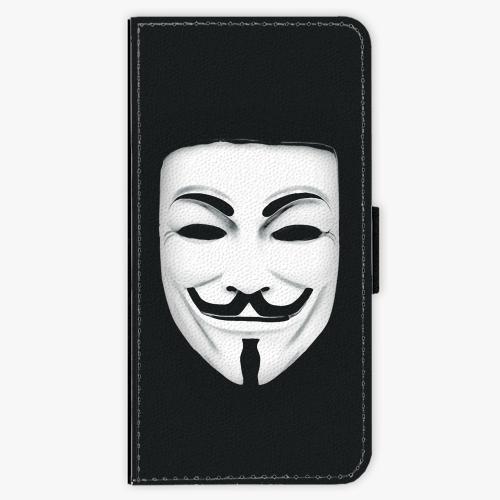 Flipové pouzdro iSaprio - Vendeta - iPhone 7 Plus