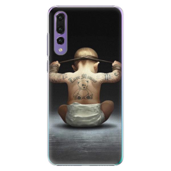 Plastové pouzdro iSaprio - Crazy Baby - Huawei P20 Pro