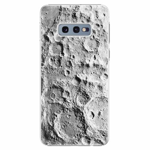 Plastový kryt iSaprio - Moon Surface - Samsung Galaxy S10e
