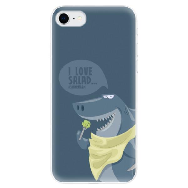 Odolné silikonové pouzdro iSaprio - Love Salad - iPhone SE 2020