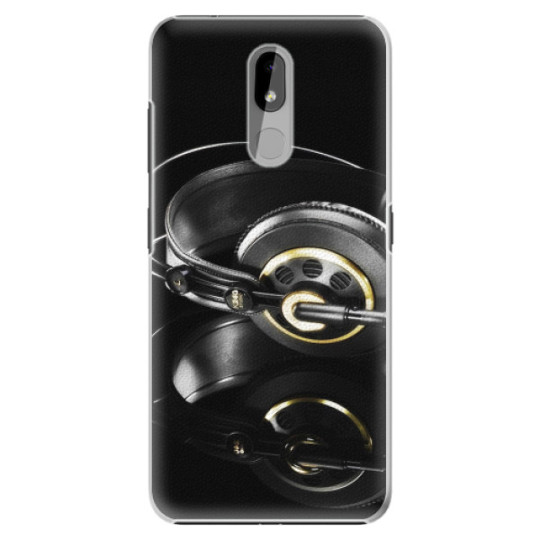 Plastové pouzdro iSaprio - Headphones 02 - Nokia 3.2