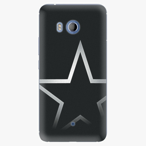 Plastový kryt iSaprio - Star - HTC U11