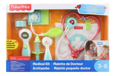 Fisher Price Lékařský kufřík DVH14