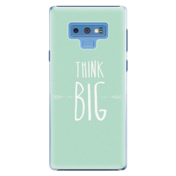 Plastové pouzdro iSaprio - Think Big - Samsung Galaxy Note 9