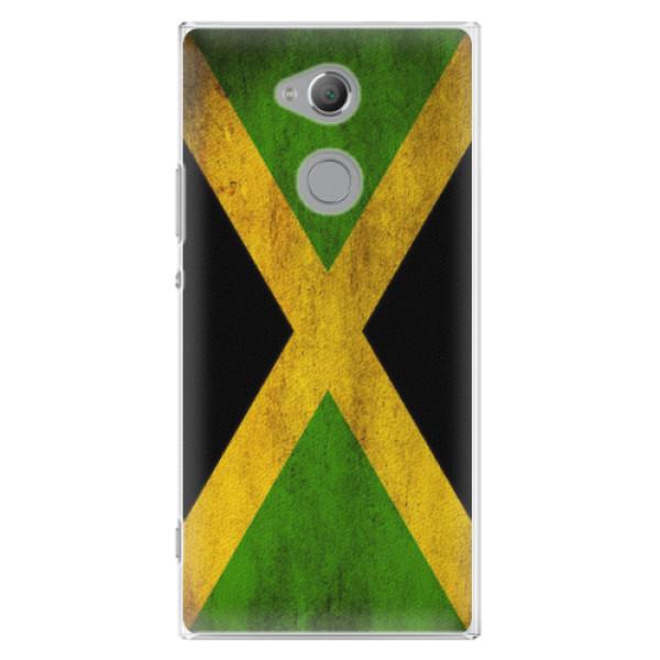 Plastové pouzdro iSaprio - Flag of Jamaica - Sony Xperia XA2 Ultra
