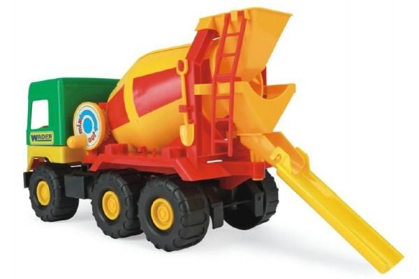 auto-middle-truck-domichavac-plast-39cm-wader-v-sacku