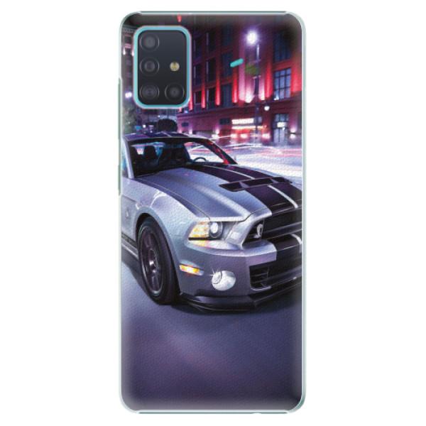 Plastové pouzdro iSaprio - Mustang - Samsung Galaxy A51