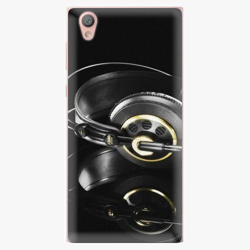 Plastový kryt iSaprio - Headphones 02 - Sony Xperia L1