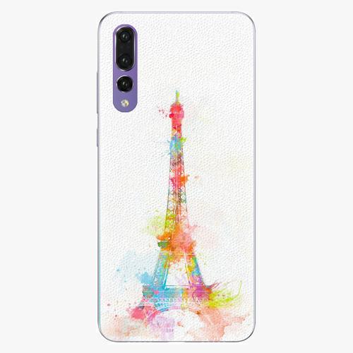 Plastový kryt iSaprio - Eiffel Tower - Huawei P20 Pro