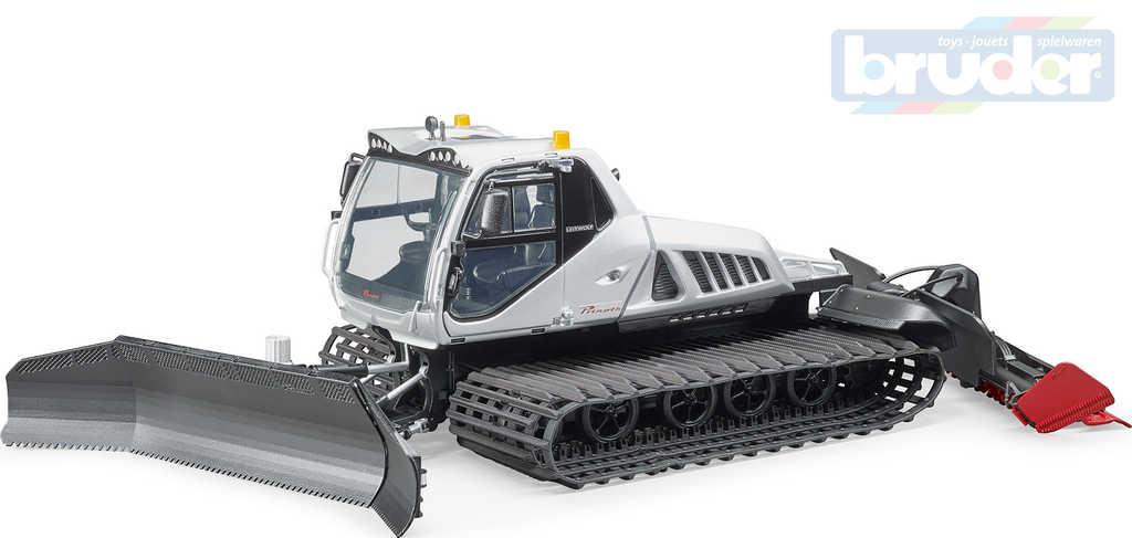 BRUDER 02545 Sněžná rolba Prinoth Leitwolf 55cm model 1:16 plast 2545
