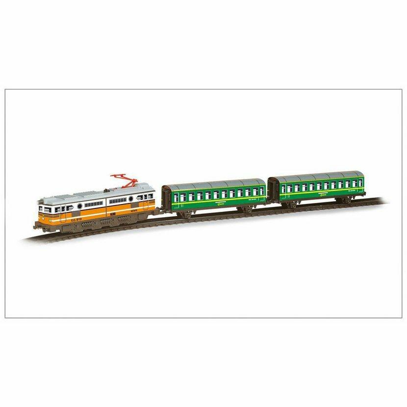 Pequetren CLASSIC PASSENGERS TRAIN – historický osobní vlak