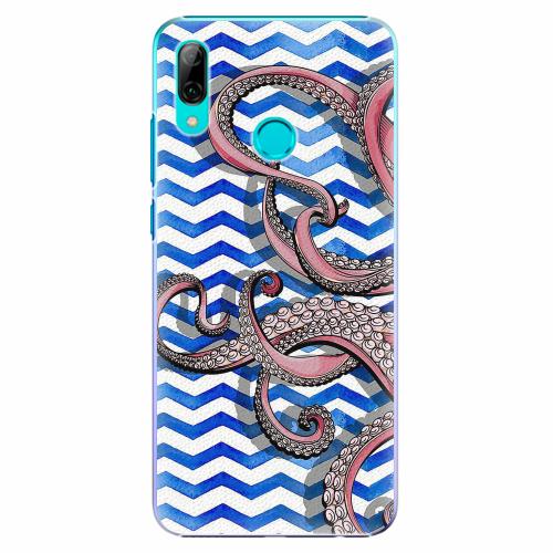 Plastový kryt iSaprio - Octopus - Huawei P Smart 2019