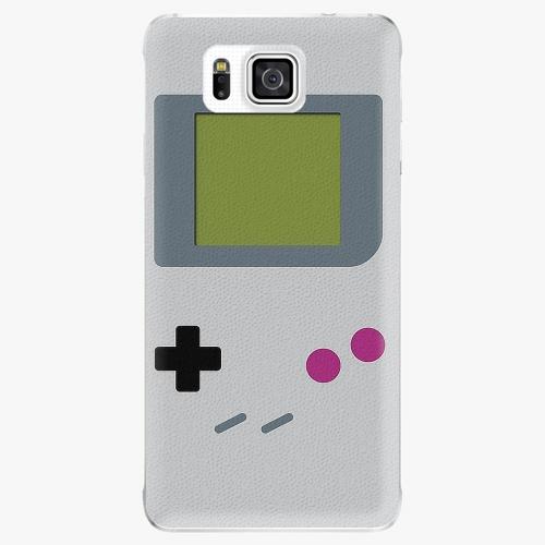 Plastový kryt iSaprio - The Game - Samsung Galaxy Alpha