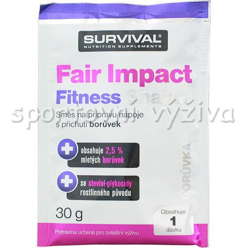 Fair Impact Fitness Shake - 30g-cokolada