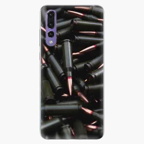 Plastový kryt iSaprio - Black Bullet - Huawei P20 Pro