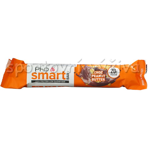 Smart Bar tyčinka - 64g-choc-peanut-butter