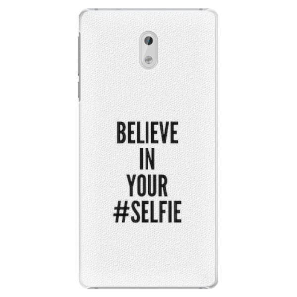 Plastové pouzdro iSaprio - Selfie - Nokia 3