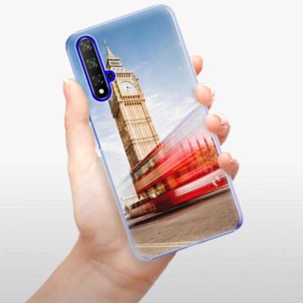 Plastové pouzdro iSaprio - London 01 - Huawei Honor 20