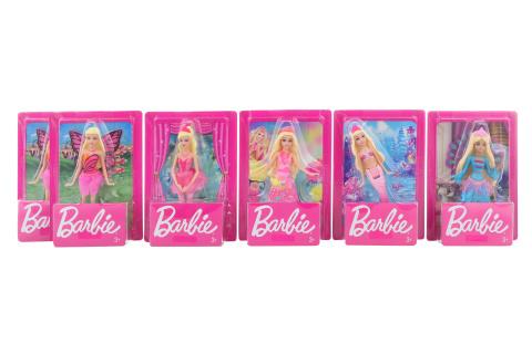 Barbie Mini po balení princezna V7050