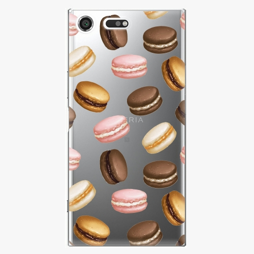 Plastový kryt iSaprio - Macaron Pattern - Sony Xperia XZ Premium
