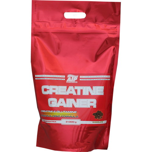 Creatine Gainer - 2000g-jahoda