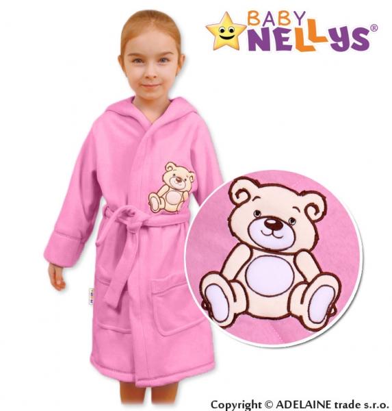 baby-nellys-detsky-zupan-medvidek-teddy-bear-98-104-sv-ruzovy-104-98-24-36m