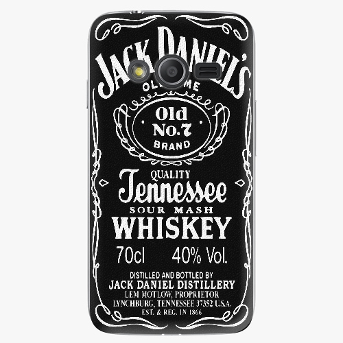 Plastový kryt iSaprio - Jack Daniels - Samsung Galaxy Trend 2 Lite