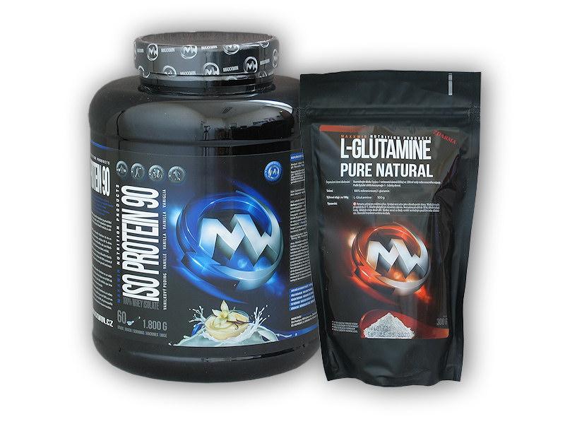 Iso Protein 90 1800g + L-Glutamine