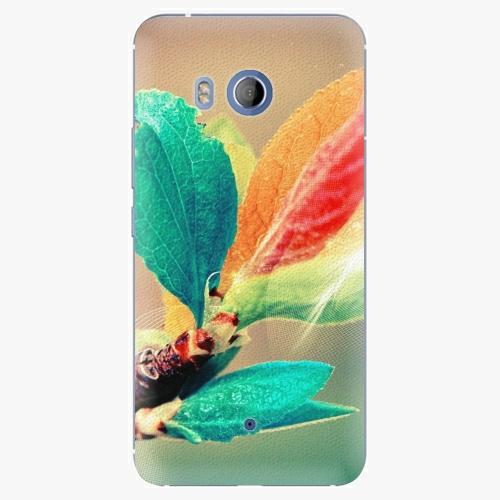 Plastový kryt iSaprio - Autumn 02 - HTC U11