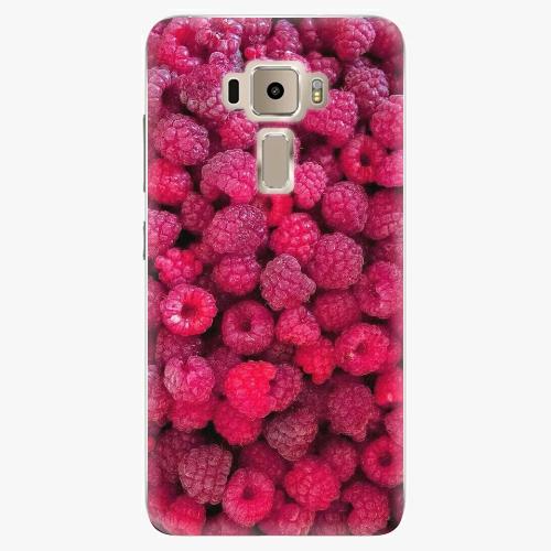 Plastový kryt iSaprio - Raspberry - Asus ZenFone 3 ZE520KL