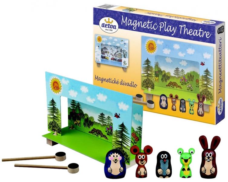 Divadlo magnetické - Krtek