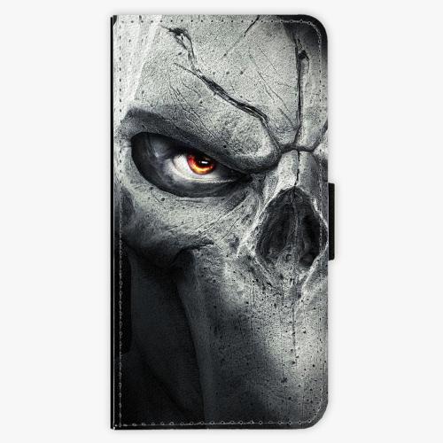 Flipové pouzdro iSaprio - Horror - iPhone 8