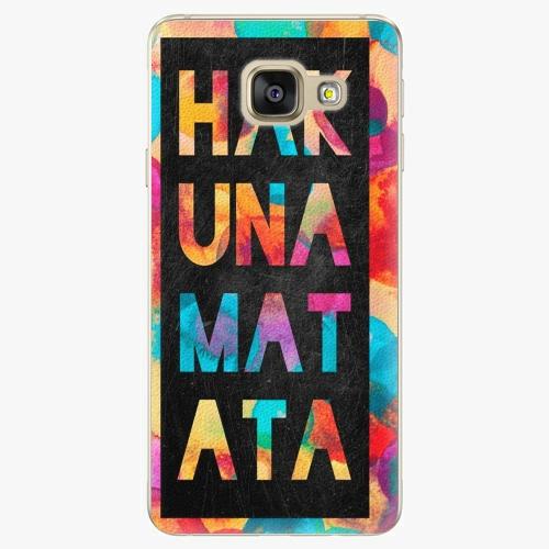 Plastový kryt iSaprio - Hakuna Matata 01 - Samsung Galaxy A5 2016