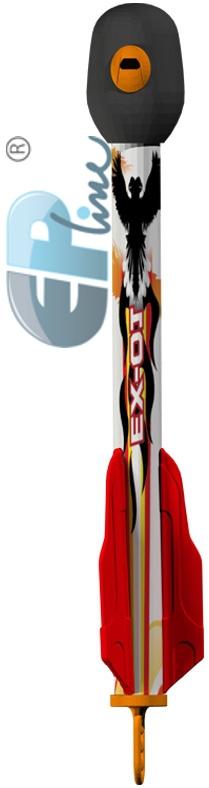 EP Line SKY Rocket PRAK s raketou
