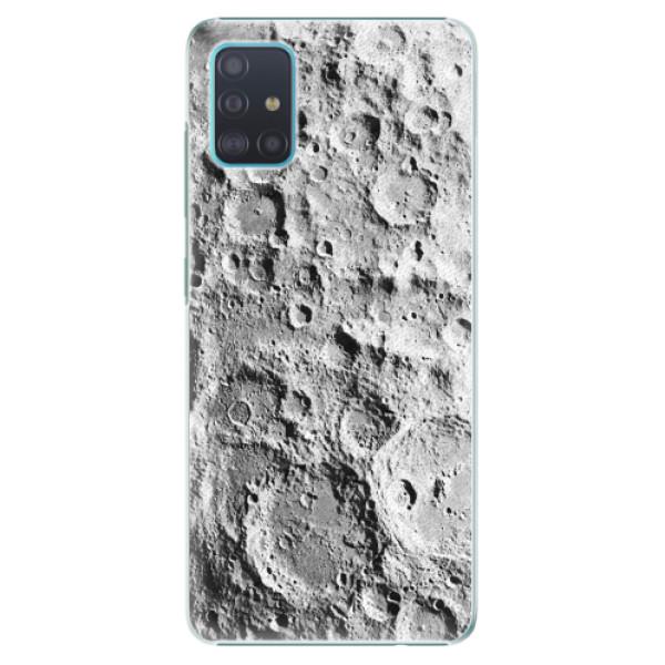 Plastové pouzdro iSaprio - Moon Surface - Samsung Galaxy A51