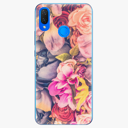 Plastový kryt iSaprio - Beauty Flowers - Huawei Nova 3i