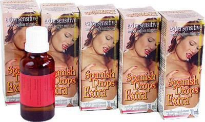 Spanish drops extra 30 ml