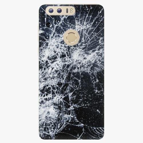 Plastový kryt iSaprio - Cracked - Huawei Honor 8