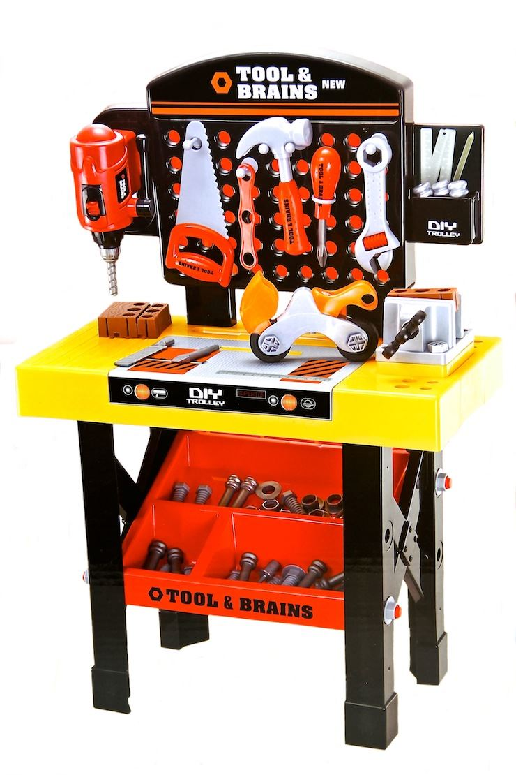 Tools and Brains Dětská dílna
