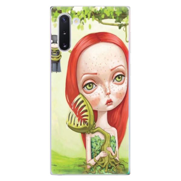 Odolné silikonové pouzdro iSaprio - Poison - Samsung Galaxy Note 10