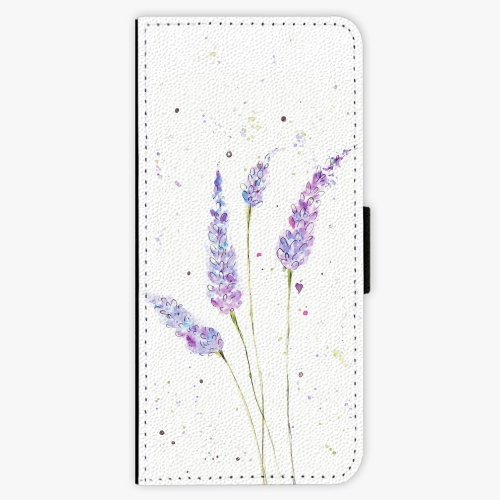 Flipové pouzdro iSaprio - Lavender - Samsung Galaxy Note 8