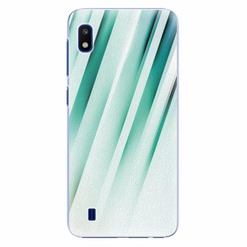 Plastový kryt iSaprio - Stripes of Glass - Samsung Galaxy A10