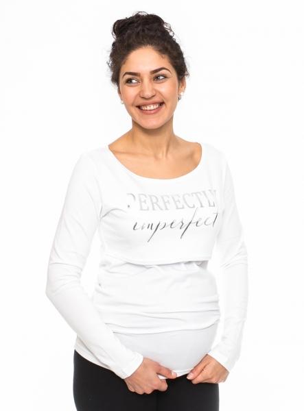 Těhotenské, kojící triko Perfektly