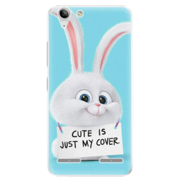 Plastové pouzdro iSaprio - My Cover - Lenovo Vibe K5
